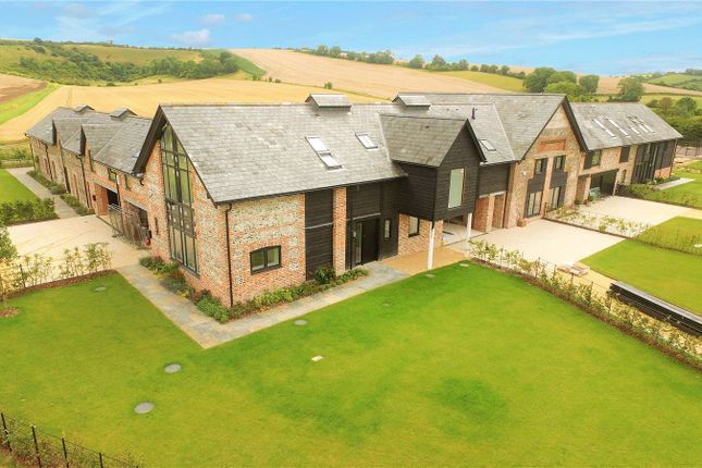 Thumbnail Barn conversion for sale in Faulstone Lane, Bishopstone, Salisbury, Wiltshire