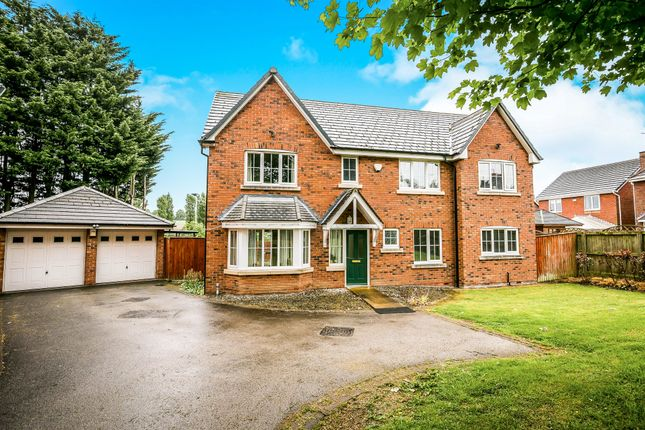 Thumbnail Detached house for sale in Aston Forge, Preston Brook, Runcorn