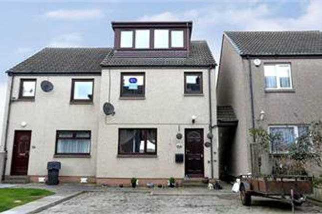 Semi-detached house for sale in Cooperage Court, Stonehaven, Aberdeenshire