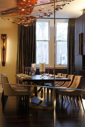 Dining Room of Thurloe Place, London SW7