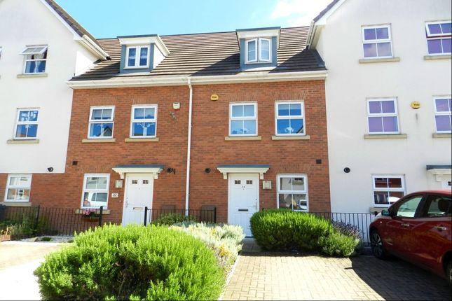 Thumbnail Terraced house for sale in Shustoke Road, Shard End, Birmingham