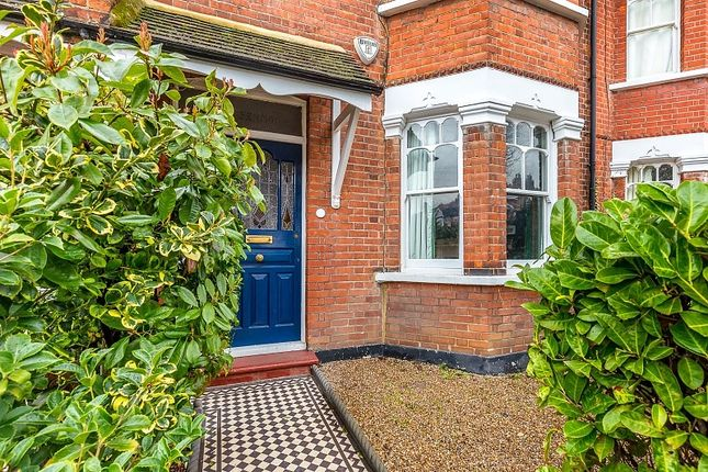 Thumbnail Property to rent in Boscombe Road, London