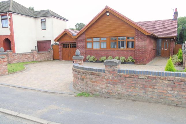 Thumbnail Detached bungalow for sale in Spencers Lane, Melling, Liverpool