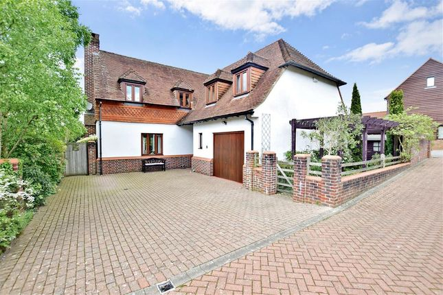 Thumbnail Detached house for sale in St. Marys Mead, Buxted, Uckfield, East Sussex