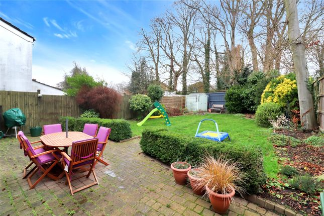Rear Garden of Stanbury Avenue, Watford WD17