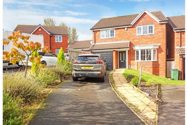 Thumbnail Detached house for sale in Barley Fields, Oldbury