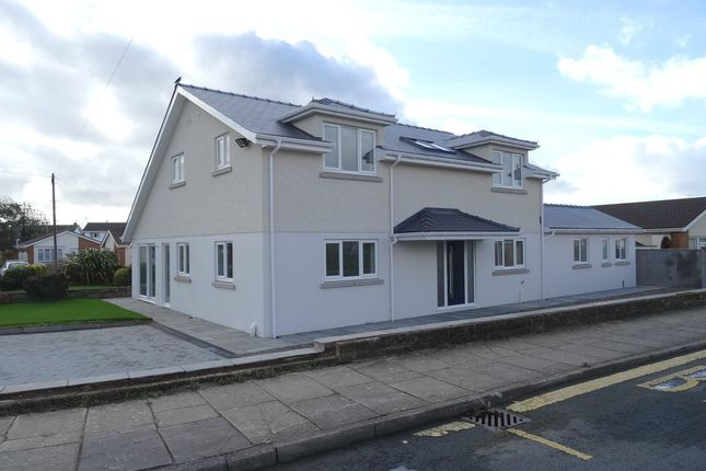 Thumbnail Detached house for sale in Caldy Close, Nottage, Porthcawl
