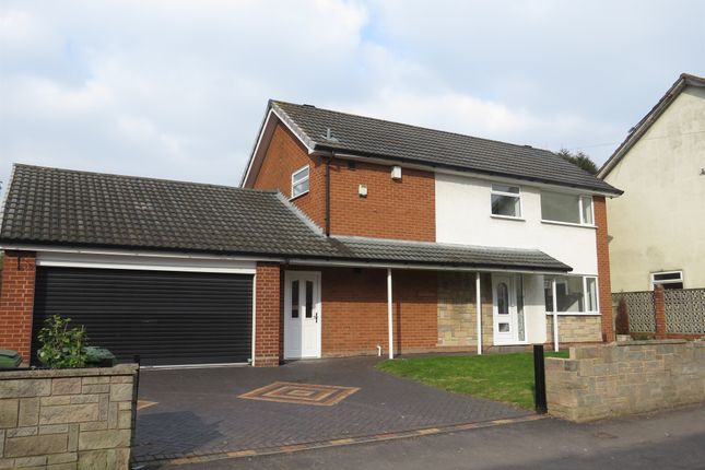 Thumbnail Detached house for sale in New Street, Quarry Bank, Brierley Hill