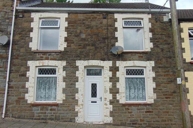 Thumbnail Terraced house for sale in Brynbedw Road, Tylorstown Ferndale, Rhondda Cynon Taff