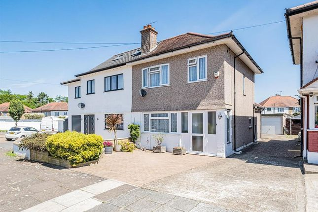 Thumbnail Semi-detached house to rent in Welwyn Way, Hayes