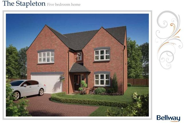 Thumbnail Property for sale in Bray Close, Sileby, Loughborough