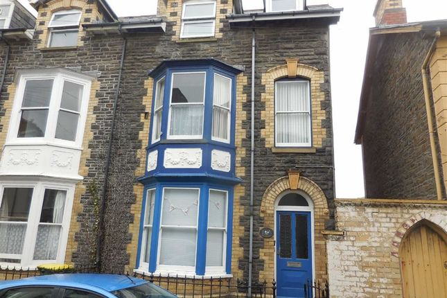 Thumbnail Flat for sale in Powell Street, Aberystwyth, Ceredigion
