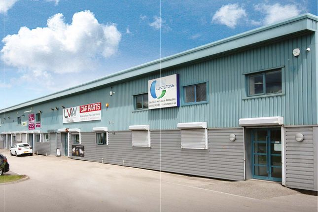 Thumbnail Light industrial to let in Holywell Road, Flint