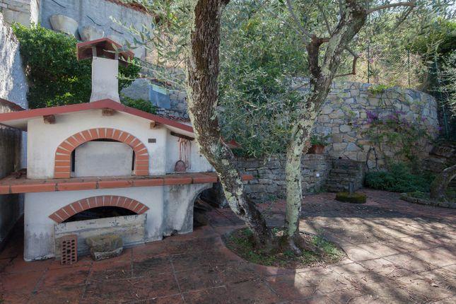 Garden of Via Fiascherino 148, Lerici, Fiascherino, Lerici, La Spezia, Liguria, Italy