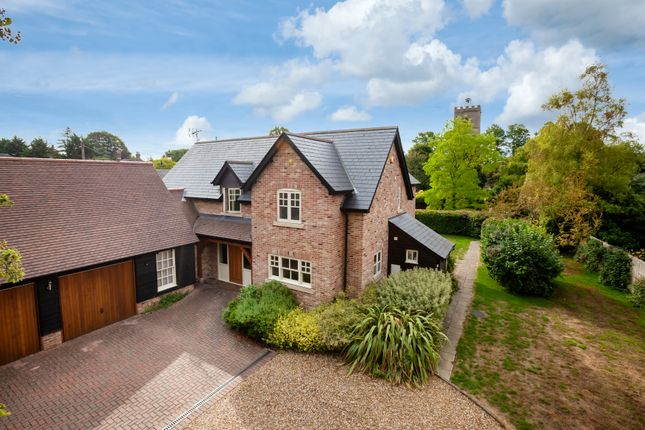 Thumbnail Detached house for sale in Brookside, Exning, Newmarket