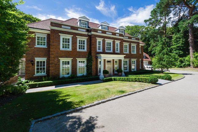 Thumbnail Detached house to rent in Heathfield Avenue, Ascot