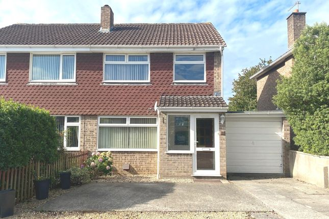 3 bed semi-detached house for sale in Lincombe Road, Westfield, Radstock BA3