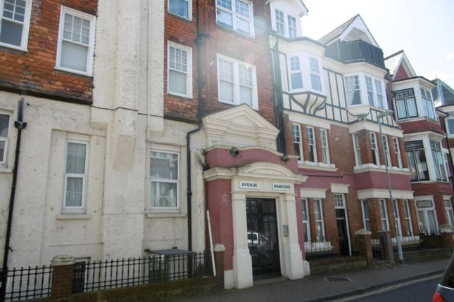 Thumbnail Flat to rent in Avenue Mansions, Elms Avenue, Eastbourne