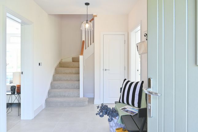 Thumbnail Detached house for sale in Abbey Barn Lane, High Wycombe