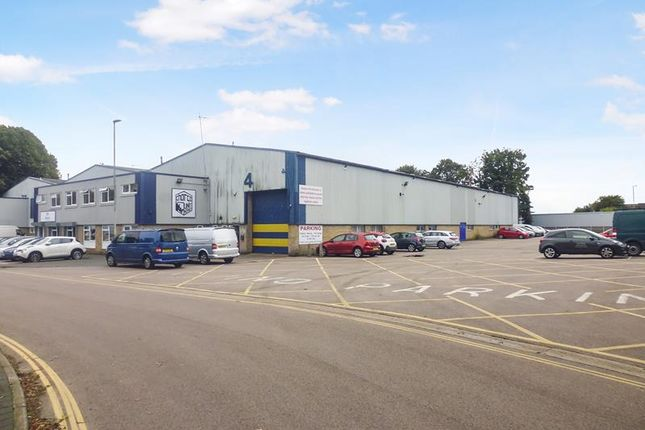 Thumbnail Light industrial to let in Unit 4, Delta Close, Norwich