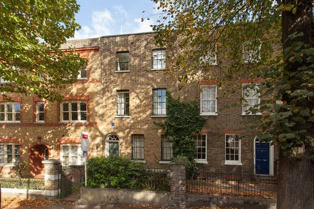 Thumbnail Terraced house for sale in Camberwell Grove, London