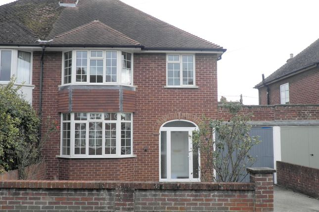 Thumbnail Semi-detached house to rent in Abbott Road, Abingdon