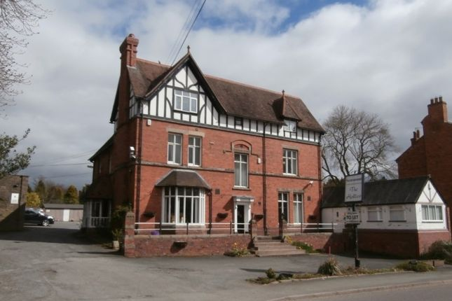 Thumbnail Office to let in The Hollies, Chester Road, Whitchurch, Shropshire