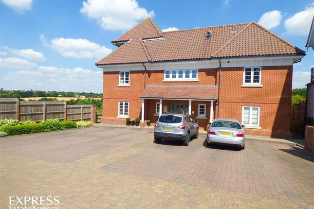 Thumbnail Flat for sale in Braiswick, Colchester, Essex