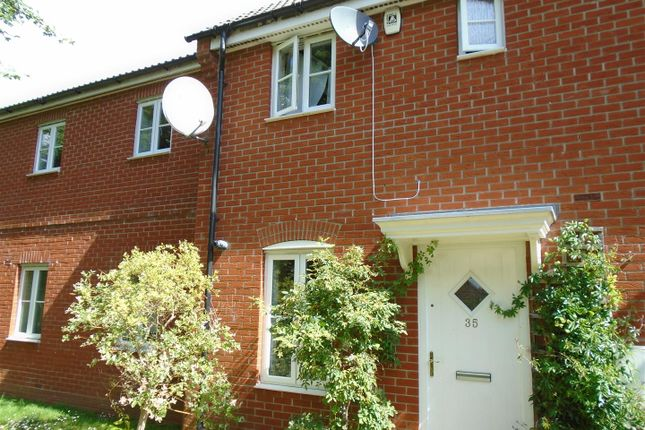 Thumbnail Semi-detached house to rent in North Fields, Sturminster Newton