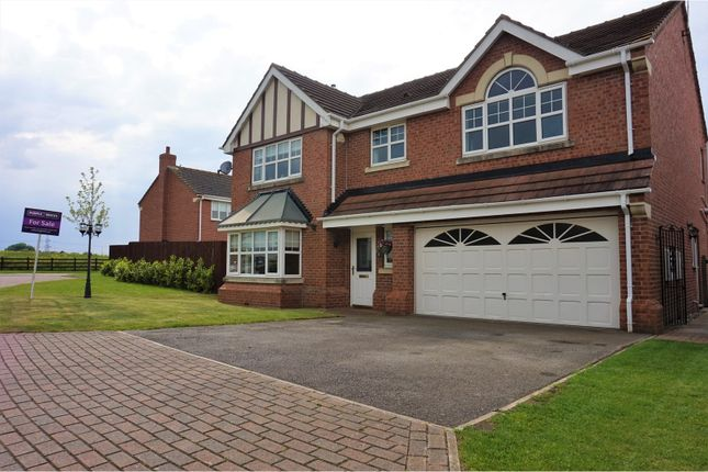 Thumbnail Detached house for sale in Ouse Way, Snaith, Goole