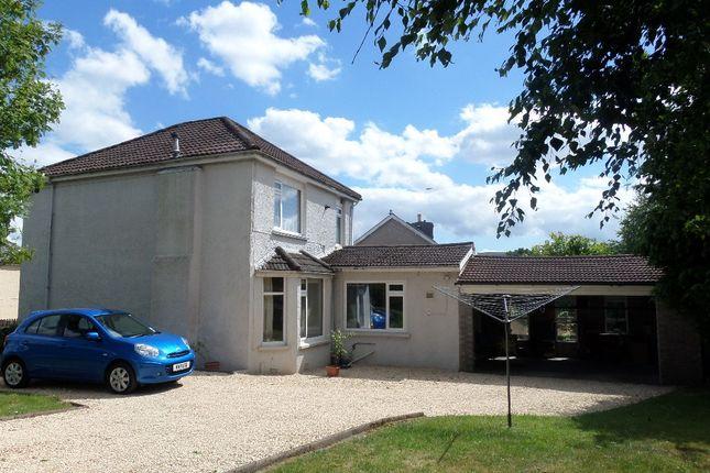 Thumbnail Detached house for sale in Penygarn Road, Penygarn, Pontypool