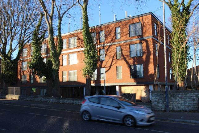 Thumbnail Flat to rent in Apex House, Gravesend