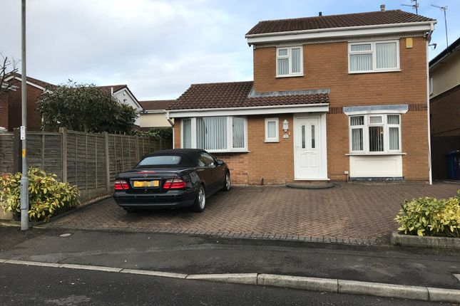 Thumbnail Detached house for sale in Southwark Drive, Dukinfield