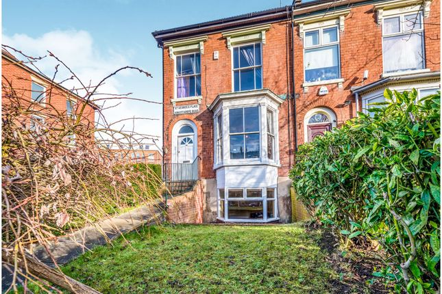 Thumbnail End terrace house for sale in St. Georges Place, Northampton