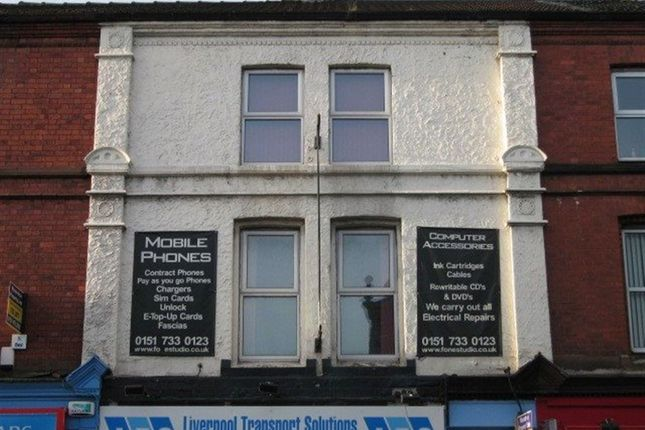 Thumbnail Flat to rent in Smithdown Road, Liverpool, Merseyside