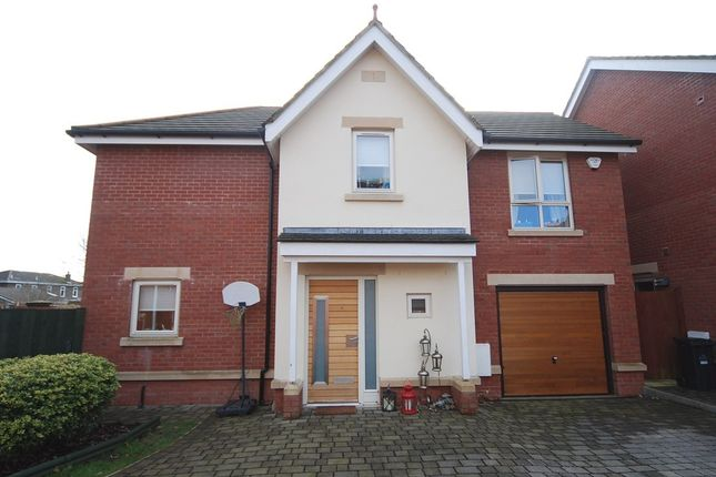 Thumbnail Detached house for sale in Chetwynde Park, Barrow-In-Furness, Cumbria