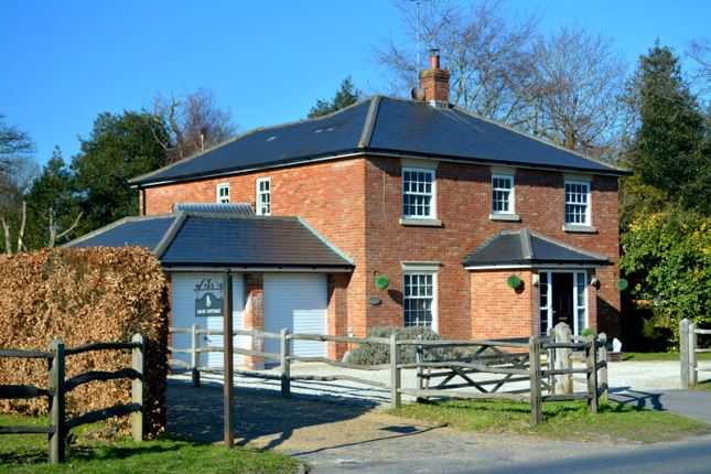 Thumbnail Detached house for sale in London Road, Coldwaltham, Pulborough