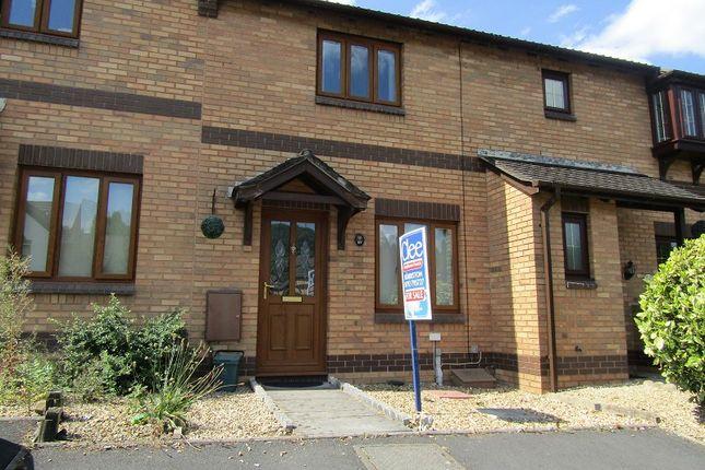 Thumbnail Terraced house to rent in Ffordd Scott, The Fairways, Birchgrove, Swansea