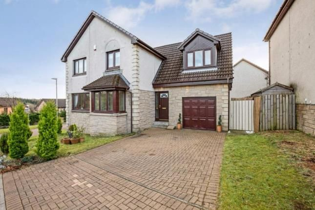 Thumbnail Detached house for sale in Tinto Drive, Cumbernauld, Glasgow, North Lanarkshire