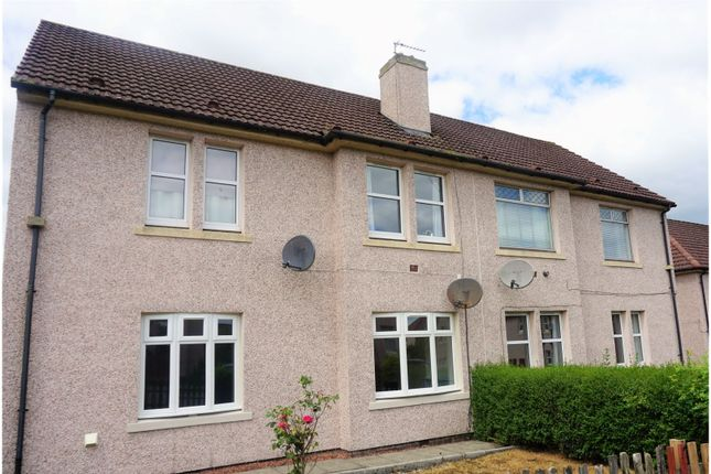 Thumbnail Flat for sale in Brown Street, Carluke