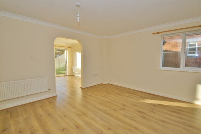 Thumbnail Terraced house to rent in Lodge Wood Drive, Orchard Heights, Ashford