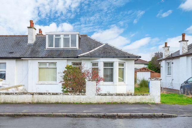 Thumbnail Semi-detached bungalow for sale in Cleveden Drive, Burnside