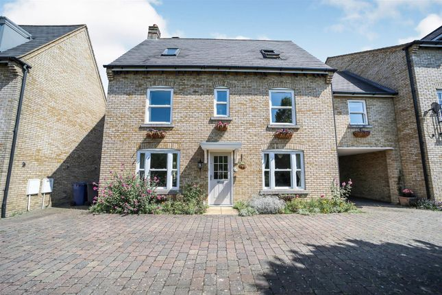 Thumbnail Link-detached house for sale in Flitmead, Great Cambourne, Cambridge