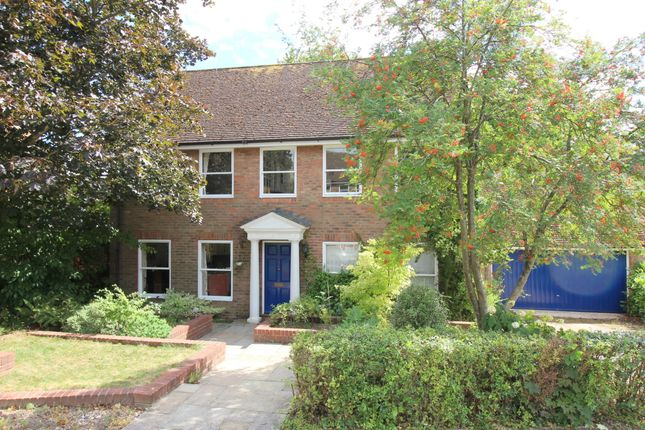 Thumbnail Detached house for sale in Shepherds Down, Alresford, Hampshire