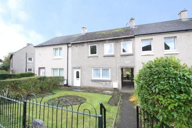 Thumbnail Terraced house for sale in Stuart Road, Carmunnock, Glasgow