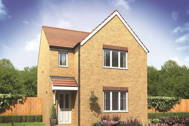"Thumbnail Detached house for sale in ""The Hatfield"" at Pennings Road, Tidworth"