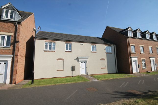 Thumbnail Flat for sale in Elizabeth Way, Coventry, West Midlands