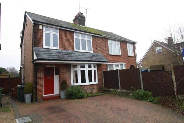 Thumbnail Semi-detached house for sale in Fambridge Road, Maldon