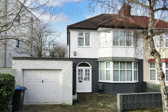 Semi-detached house for sale in Elmstead Avenue, Wembley