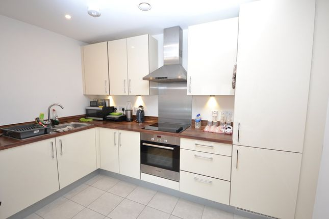 Thumbnail Flat to rent in John Thornycroft Road, Woolston, Southampton